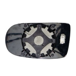 Alfa Spider [96-06] Clip In Heated Wing Mirror Glass